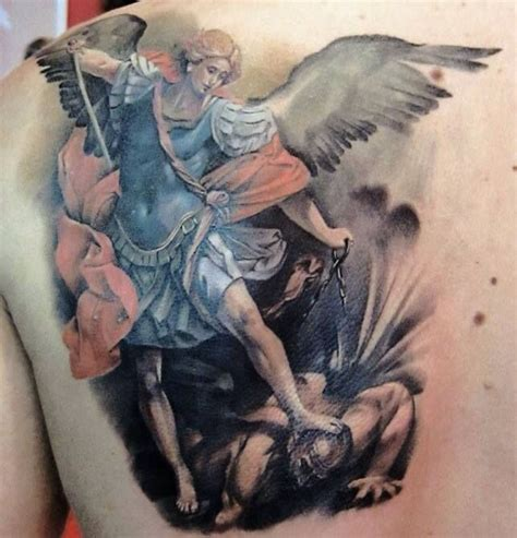 fighting angel tattoo designs 27 and tattoos