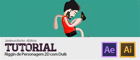 tutorial after effects duik tutorial after effects rigging de personagens 2d com