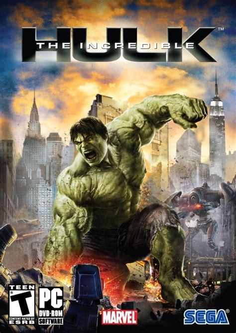 full version games free download blogspot the incredible hulk compressed full version pc game free