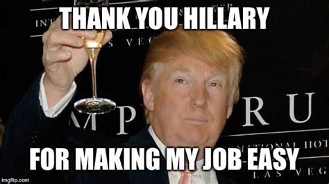 Meme Making - donald trump cheers imgflip