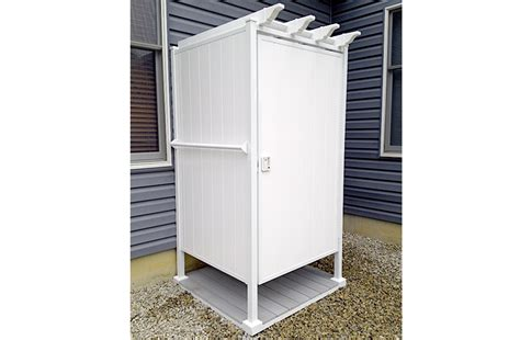 outdoor shower units outdoor shower enclosures outside showers