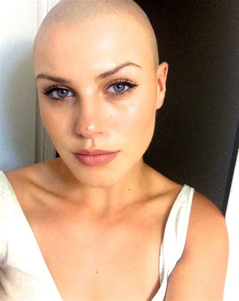 ladies bald haircut video 311 best images about we bald women rock on pinterest