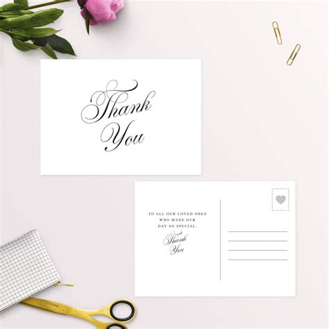 8 wedding thank you wording message exles and ideas