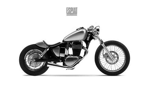 Coffee Chopper Motorrad by Cafe Racer Espiat