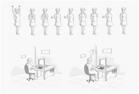 Whiteboard Animation Promo 9167685 Explainer Cartoon Character Pack After Effects Template Whiteboard Animation After Effects Template Free