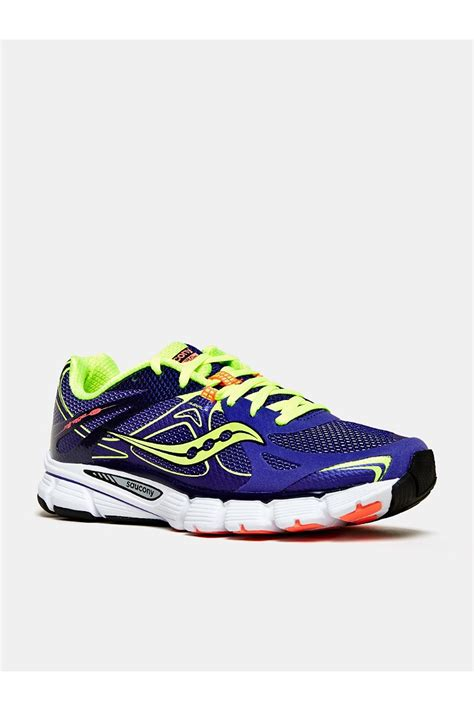 best saucony womens running shoes saucony mirage 4 womens running shoe in multicolor purple