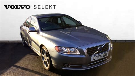 volvo selekt approved used s80 volvo selekt used cars