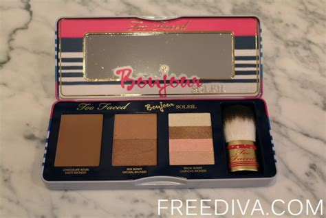 Build Your Bronzer Wardrobe by Faced Archives Free