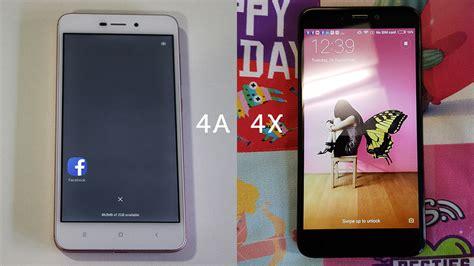 Redmi 4a 4x Squishi xiaomi redmi 4a vs redmi 4x which should you buy