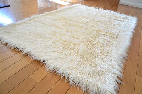 alfombra pelo largo crudo comprar en parcelle home