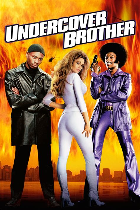 who is undercover movie undercover brother 2002
