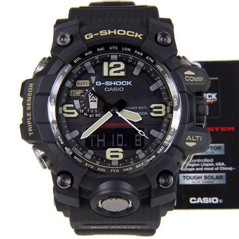 Casio G Shock Mudmaster Watch GWG 1000 1A