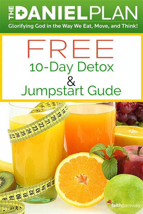 40 Day Diet Detox by 25 Best Daniel Plan Detox Ideas On The Daniel