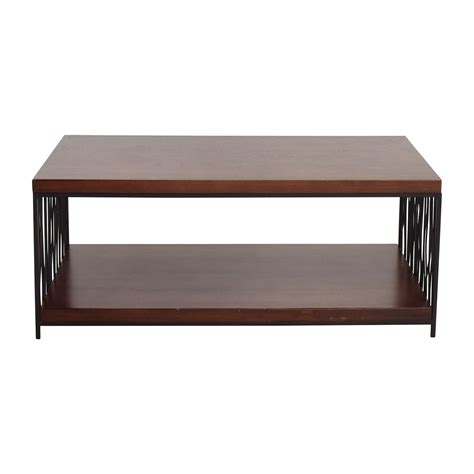crate and barrel bench furniture crate and barrel coffee tables teak bench
