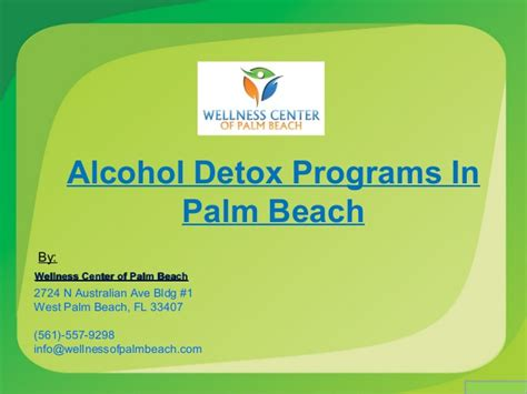 Palm Coast Detox by Detox Programs In Palm