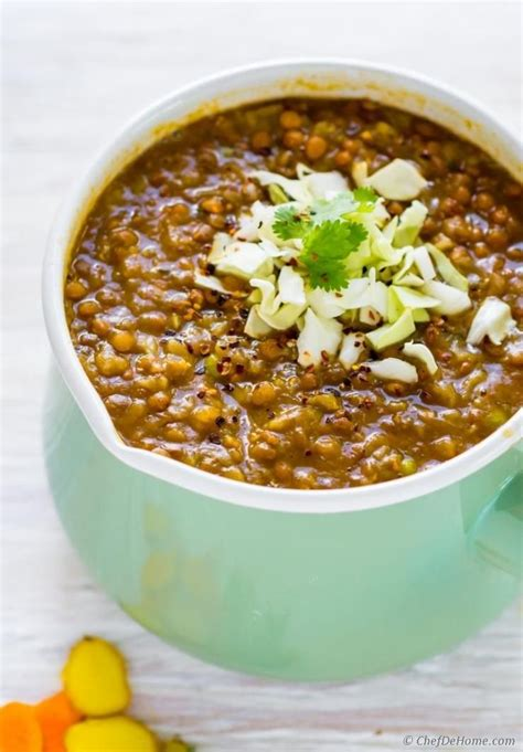 Cabbage And Lentil Detox Soup by Best 25 Vegetarian Cabbage Soup Ideas On