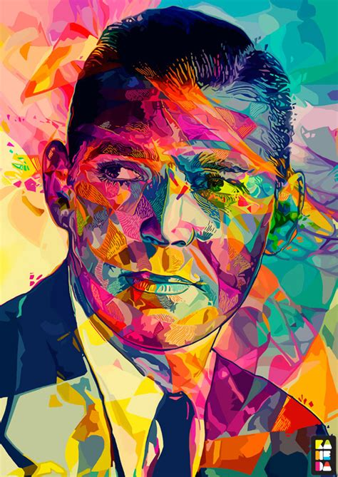 pop art a colourful colorful pop art illustrations by alessandro pautasso inspirationfeed