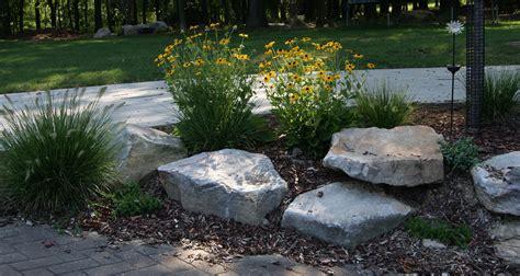 Rocks In The Garden Landscaping Boulders Rocks Our House 300x159 Rocks In The Garden Church Remodel