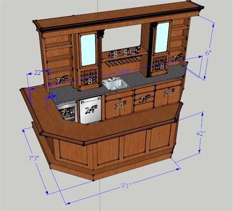 home bar plans and designs 42 best images about basement on pinterest basement