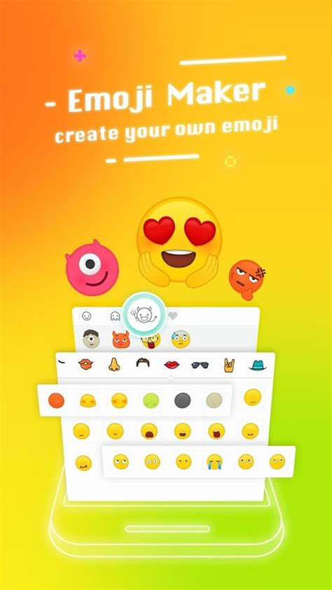 keyboard themes with emojis скачать typany keyboard diy themes emojis to share 3 0 3