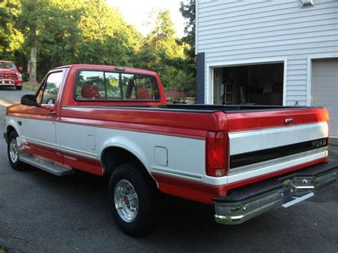 automobile air conditioning service 1992 ford f150 transmission control purchase used 1992 ford f 150 custom standard cab pickup 2 door 5 0l in yorktown heights new