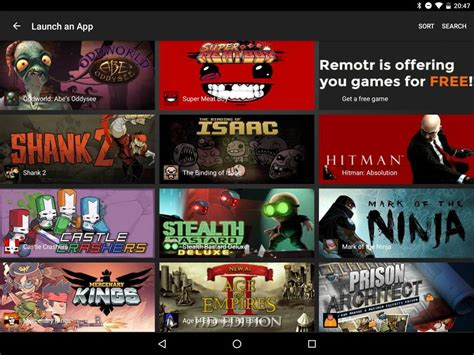 aplicaciones escritorio remoto escritorio remoto en android las mejores aplicaciones