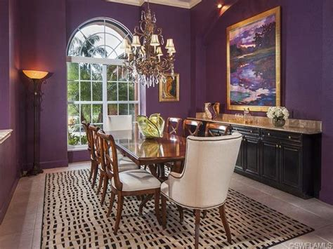 purple dining room 17 best audubon naples florida images on naples florida club and country