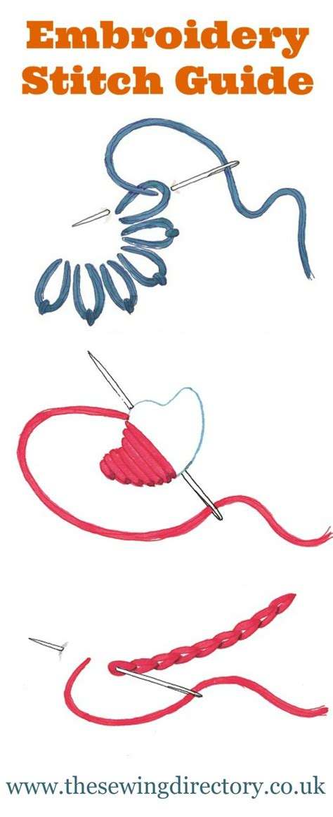 embroidery design guidelines basic embroidery stitches www pixshark com images