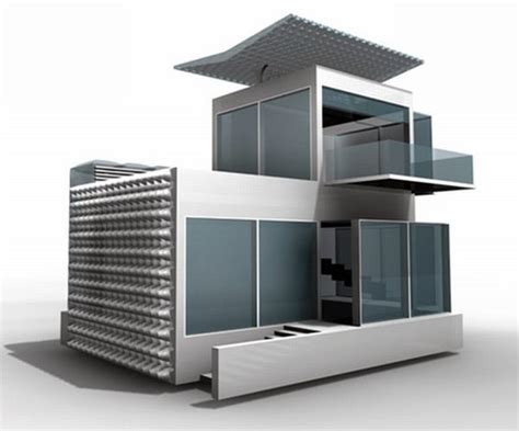 future home designs and concepts 10 self sufficient futuristic houses designbuzz