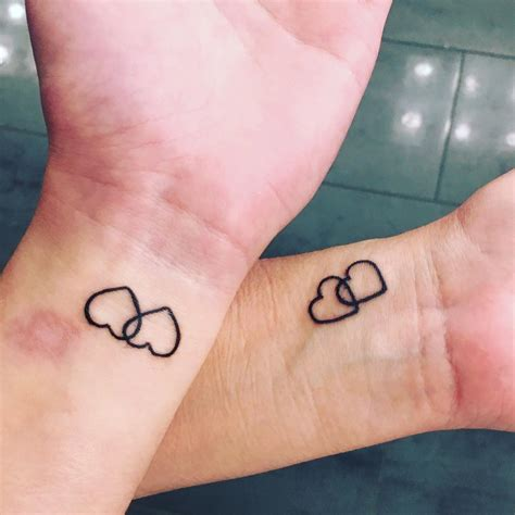 small tattoos for mother and daughter awesome designs design trends