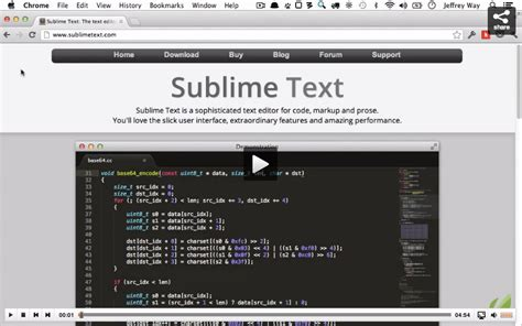 sublime workflow workflow in sublime text 2