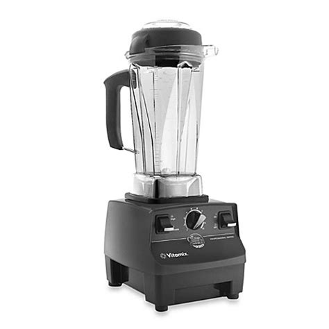 bed bath beyond blender vitamix 174 1364 cia professional series onyx blender bed