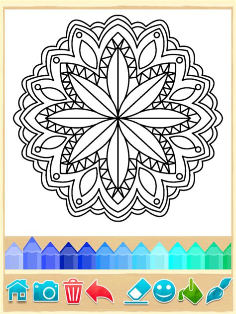 mandala coloring pages apk mandala coloring pages apk free casual android