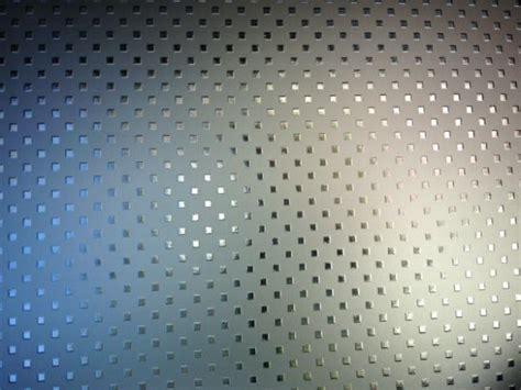 dot pattern on windshield blank