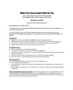Retail Cover Letter Template Word Sle Retail Management Cover Letter 6 Free Documents Downloads In Pdf Word