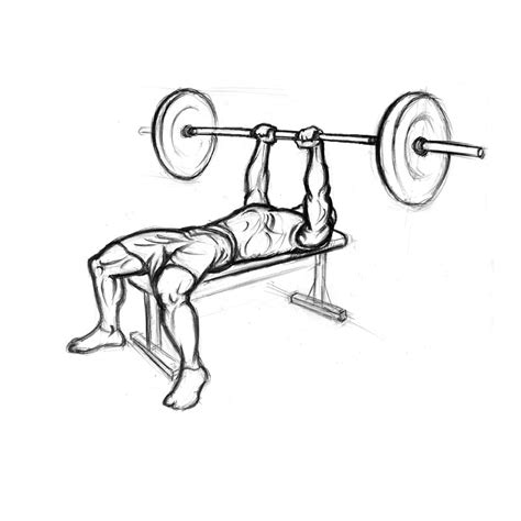 close grip barbell bench close grip bench press