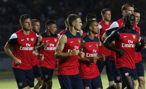 arsenal indonesia fb indonesia v arsenal pre season friendly where to watch