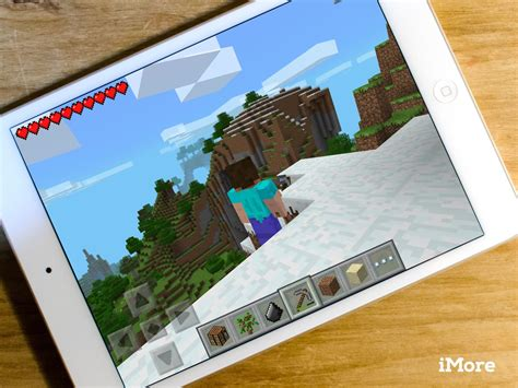 full version of minecraft on ipad minecraft pocket edition for iphone and ipad uncovers