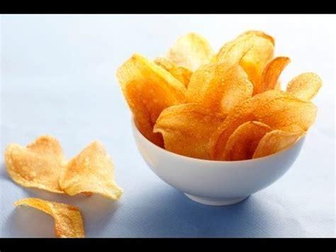 technique de cuisine faire des chips