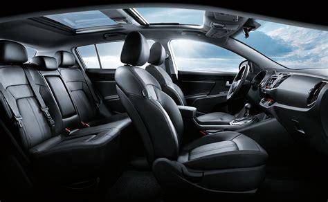 Kia Sportage Seats Automotivetimes 2014 Kia Sportage Review