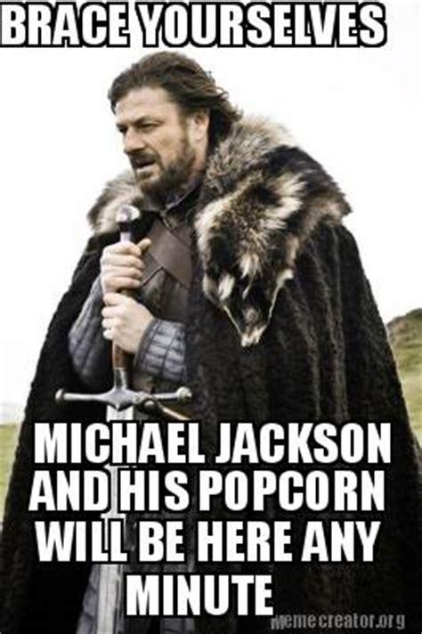 Popcorn Meme - michael jackson popcorn meme memes