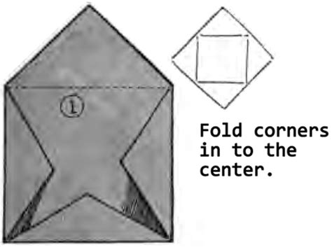 how to fold envelope how to make your own envelopes for christmas kids crafts