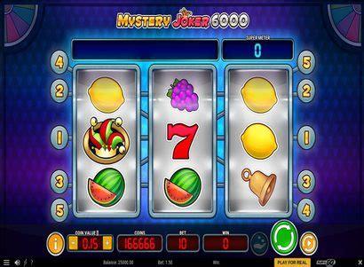 mystery joker 6000 | play mystery joker 6000 classic slots