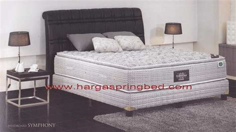 Pocket Symphony Kasur 90x200cm Airland Springbed airland springbed kasur airland murah promo matras airland