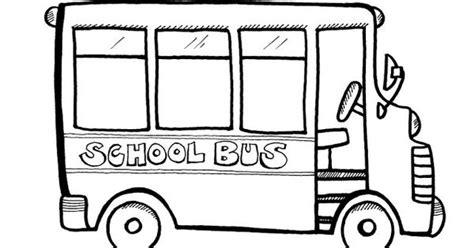 bus coloring pages preschool school bus coloring pages preschool coloring pages
