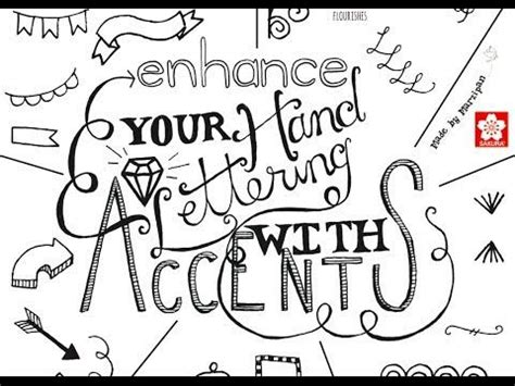 hand lettering tutorial step by step hand lettering step by step youtube art journals