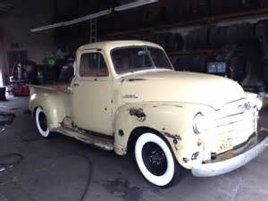 1952 gmc 3100 truck 5 window patina truck for