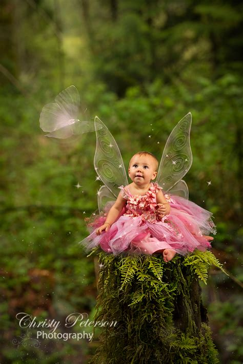 favorite digital backgrounds  fairy composite