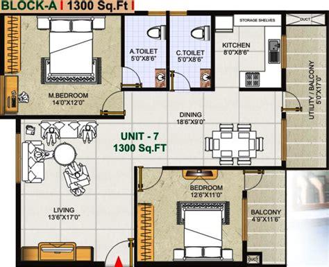 1300 sq ft apartment floor plan 1300 sq ft apartment floor plan home mansion