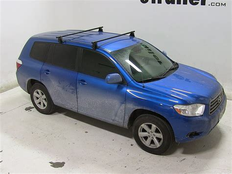 Roof Rack For Toyota Highlander 2013 by Yakima Roof Rack For 2013 Toyota Highlander Etrailer